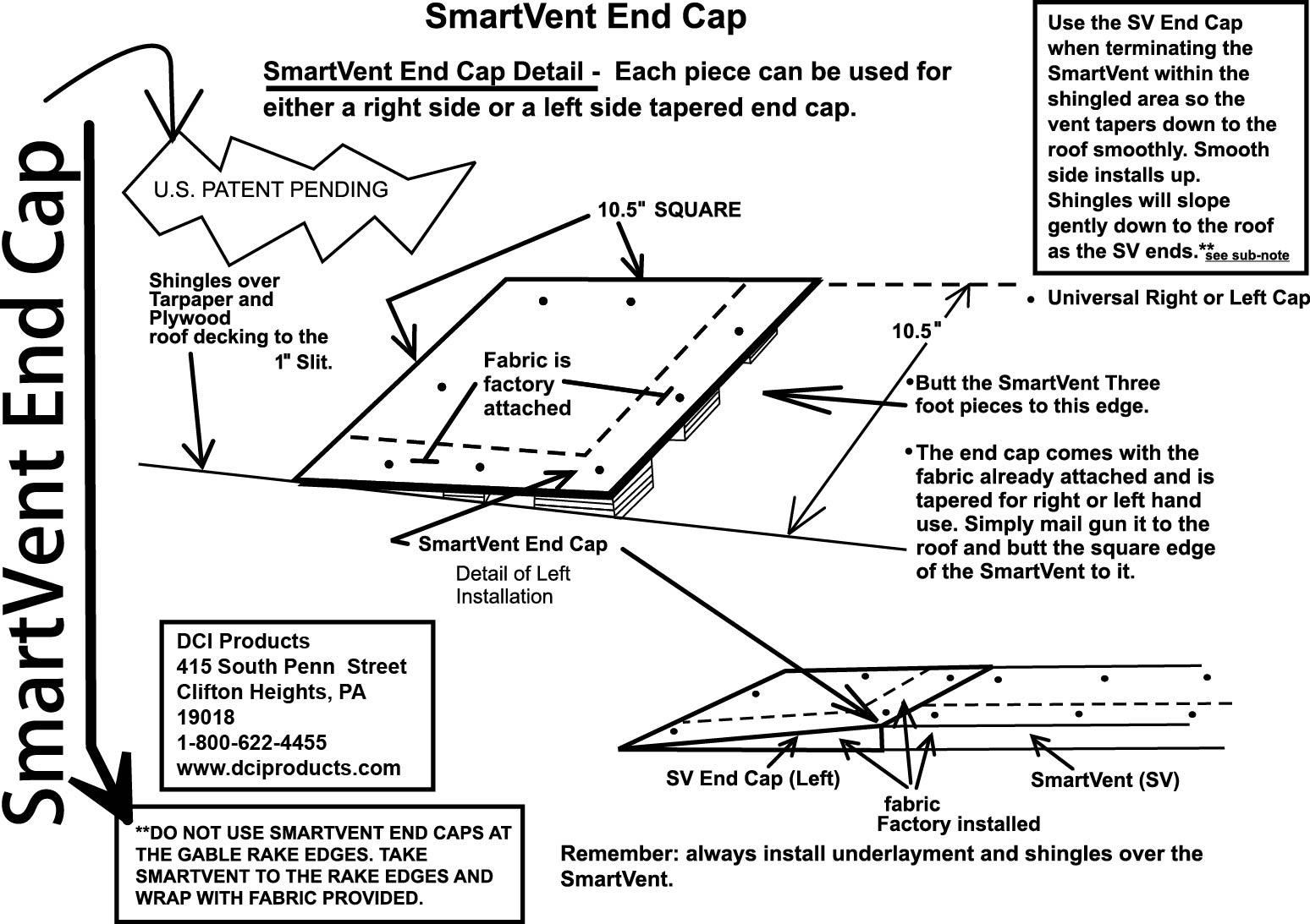 SmartVent Attic Ventliation|DCI Products
