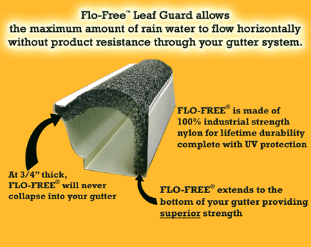 Flo Free Leaf Guard Dci Products