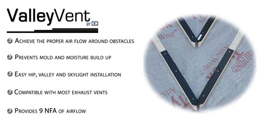 Valleyvent Dci Products