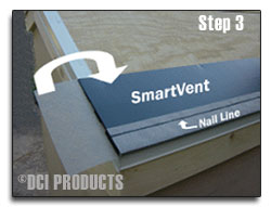 SmartVent installion pictures